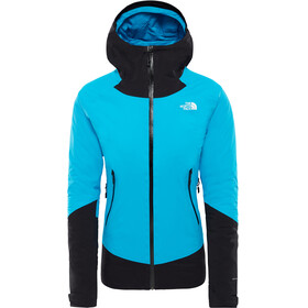 The North Face W's Impendor Insulated Jacket Meridian Blue/TNF Black